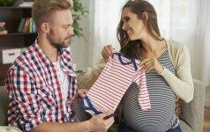 10 reikalingiausių daiktų kūdikio kraiteliui