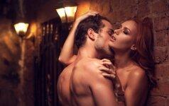 Kodėl slapti seksualiniai santykiai jaudina labiau?