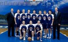 """""""Minsk-2006"""" komanda iškovojo pirmą pergalę Baltijos moterų lygos antrame etape"""