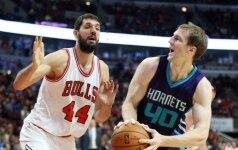 """NBA """"Kylančių žvaigždžių"""" mače – amerikiečių ir likusio pasaulio akistata"""