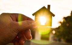 Trys 80 kv.m. namo privalumai, kuriuos įvardija namų savininkai
