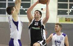 Savaitgalį paaiškės stipriausia Vilniaus krepšinio mėgėjų komanda