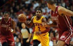 Paaiškėjo NBA lygos septintos savaitės konferencijų laureatai