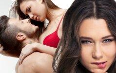 Moterys, dėmesio! Nustatytas amžius, kai vyrų neištikimybės tikimybė padidėja net dvigubai