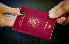 Ypač nusipelniusiems asmenims — dviguba pilietybė