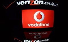 """""""Verizon"""" pardavimai smunka"""