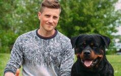 Vilniečių šunims - nemokamos dresūros pamokos