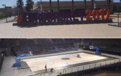 """""""Eurobasket 2017"""" belaukiant: Tel Avivas ir Stambulas pasiruošę krepšinio šventei"""