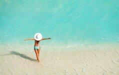 Moksliškai paaiškinta, kodėl jums reikia atostogų paplūdimyje