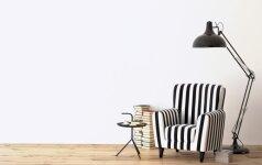 Dizaino pamokos: suteikime progą juodai spalvai