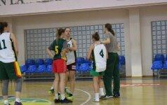 Lietuvos merginų jaunimo rinktinė išvyksta į draugišką turnyrą Kinijoje