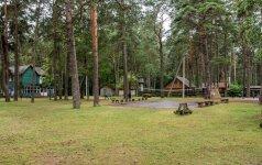 Ateitininkų stovykla Berčiūnuose