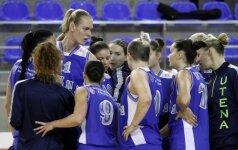 Utena dingsta iš Lietuvos moterų krepšinio žemėlapio