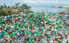 Rado būdą, kaip atsikratyti didžiosios dalies plastiko