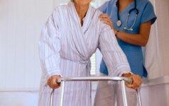Nuo itin retos ligos mirė 65 metų moteris
