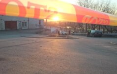 Kaune konteineryje rastas vyro kūnas