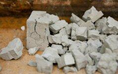 KTU mokslininkų sukurtas betonas