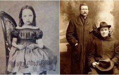 Viktorijos laikų FOTOSESIJOS MIRUSIESIEMS dabar kelia šiurpą