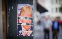 Nurimus aistroms dėl JAV politinio skandalo, rinkose penktadienį vyravo optimizmas