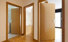 Specialistai: gerų vidaus durų kaina prasideda nuo 500 eurų