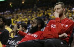 """D. Motiejūnas nedalyvaus naujo NBA sezono pasirengime su """"Rockets"""""""