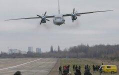 NATO naikintuvai kartą lydėjo Rusijos orlaivius