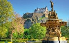 7 priežastys apsilankyti Edinburge