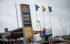"""""""Statoil"""" vardo pokyčiai – jau trijuose didžiuosiuose miestuose"""