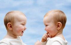 11 būdų, kaip prajuokinti kūdikius VIDEO