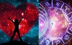 HOROSKOPAS SAUSIO mėnesiui KIEKVIENAM ZODIAKO ŽENKLUI: pasiruoškite meilės ir pokyčių laikui