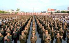 Šalys, kuriose lankytis pavojingiau nei slaptojoje Šiaurės Korėjoje