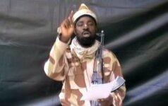 Boko Haram lyderis Abubakaras Shekau