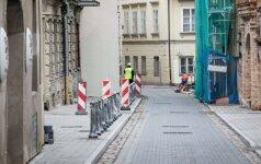 Vilniaus savivaldybė svarsto dar labiau drausti eismą senamiestyje