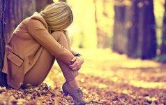 Gydytojai: mėnesinių metu moterys gali patirti netgi psichozę