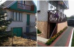 Darau pats: terasa, kurios sprendimas atsiėjo vos 95 eurus