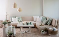 20 dekoravimo idėjų, kaip per dieną atnaujinti kambarį