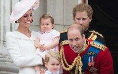 Princo Williamo ir K. Middleton šeimą netrukus papildys dar vienas narys FOTO