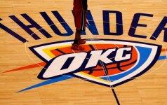 "NBA klubo ""Thunder"" patarėjas dalysis patirtimi LSU"
