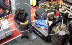 Kauno policija prašo pagalbos: gal pažįstame šias dvi damas?