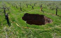 Geologai turi blogų žinių: smegduobių Lietuvoje tik daugės