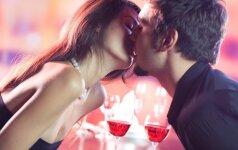 Tobulo bučinio paslaptis: kaip sujaudinti vyrą?