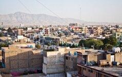 Lietuva skyrė humanitarinę pagalbą Afganistanui