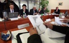 Trišalė taryba tęsia Darbo kodekso svarstymą