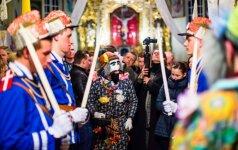 Vienintelė vieta Lietuvoje, kur dar galima išvysti mirštančią Velykų tradiciją