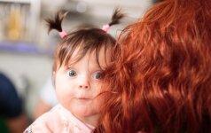 Kokių klaidų nedaryti renkant vaikui vardą