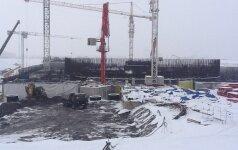 Atominės elektrinės statybos Kaliningrade