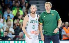 Lietuvių kelyje atsidūrė vieni Europos čempionato favoritų – prancūzai