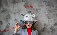 Eksperimentuojantys vaikai geriau mokosi