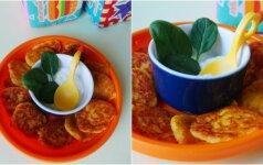 5 skanūs ir greitai pagaminami receptai pietums