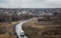 Rytų Ukrainoje – sprogimas, žuvo keturi žmonės